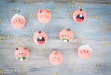 Cupcakes & Muffins / Tolle Cupcakes & Muffins in süß oder deftig.