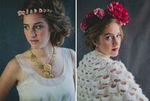 Bride & Bridesmaid LOOK