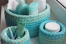 cestas azules