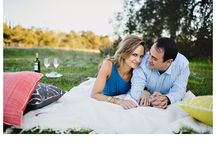 Inspire | Pre-wedding shoot / Location, themes, props...this board has ideas for all of these.