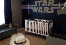 Nursery / Star wars nursery ideas