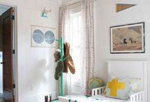 Rooms: Kids / Your kid's room can be an amazing space that inspires imagination, evokes comfort and, if we're being real, will at some points harbor the largest mess of toys and treasures you've ever seen in your life. Check out these super cool kids spaces and forget about all that mess!