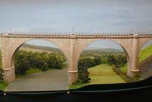 Puentes / Puentes tren