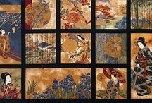 "Oriental Traditions 10 by Robert Kaufman / Robert Kaufman Fabrics - ""Oriental Traditions 10"""