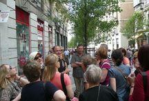 Madrid de los Austrias / Puerta del Sol, Plaza Mayor, el Mercado de San Miguel, la Judería, Plaza de la Villa - éstas fueron las estaciones más importantes de nuestra excursión ayer. Y aquí van algunas fotos ;)