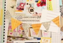 SMASH / Um caderno que vira um álbum de scrapbook. IdeiAs e acessórios