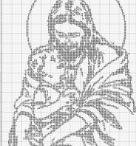 GRÁFICOS PONTO CRUZ RELIGIOSOS