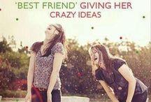 Friends / by Katrinna Peterson