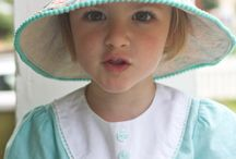 sewing - kids hats