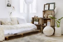 Simple Prairy - Interior / Guys, catch up some interior inspiration about a mix out of  old and new with influences of bohemian western, industrial and country house style. Receive a friendly, light bohemian summertime mood and get a warm and natural feeling with a touch of farming charme.