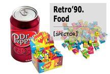 Retro'90. Food