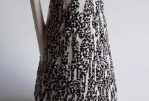 Krug von Clemens & Huhn pottery