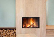 Designer inset stoves