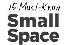 ideas pequeños espacios