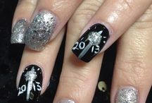 Nailspirations - New Year's Eve