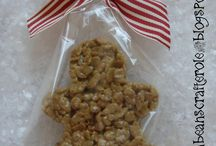 Rice Krispie Treat Variations / by Diana Beilke