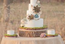 wedding cake / by Marisa Sasa