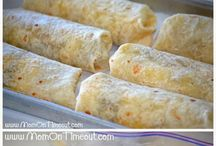 burritos - wraps - tortillas