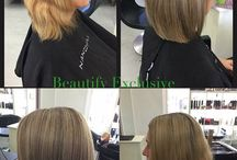Beautify / Hair styles created at Beautify