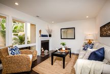 Coast Blvd Residence / Collection of Interior Design elements / Remodel in a residential home in Del Mar, CA.