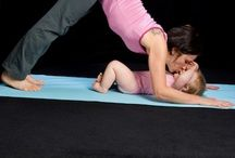 Mommy & baby / pilates & yoga