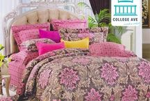 Orchard Pink Twin XL Comforter Set / Orchard Pink Twin XL Comforter Set