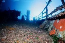 WRECKS IN GREECE / Discover underwater over 150 of shipwrecks all over Greece