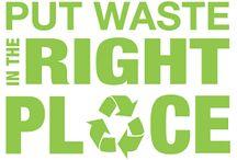 Slogans / For trash