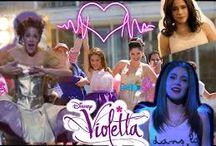 Violetta / Violettáról fog szólni!!