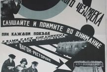 Back in the USSR / Soviet posters, art and antiques