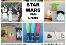 May the Fourth Be With You Crafts / by MetroKids Magazine
