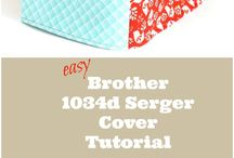 serger cover sewing