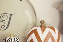 Fall Decor / by Marcy Cass