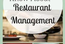 Restaurant Management / Marketing