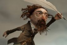 Ephemera, puppets & Collectible Memorabilia