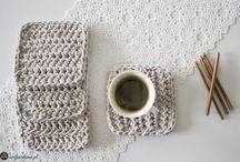 szydełkowanie - sznurek bawełniany / Niepowtarzalne pomysły są najlepsze. Znajdź coś dla siebie i do dzieła!