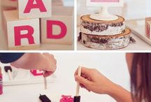 Baby shower/sprinkle / by A.T.