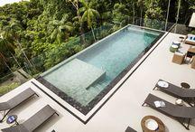 Diseños de piscina