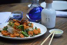 Entremeses calientes / Exquisitos platillos japoneses para comenzar a degustar
