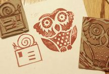 Undefined Carve your own stamp / by Stampin' with Lisa Marie, Stampin' Up!