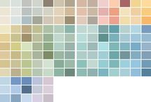 HB paint colors / by Colleen Swiniarski