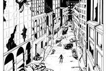 J△C:comics / My Comics portfolio
