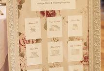 Vintage Hochzeit / Eine Vintage Hochzeit verbindet etwas Altes mit etwas Neuem. Hier findet Ihr die schönsten Inspirationen.