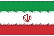 Flaggen Iran