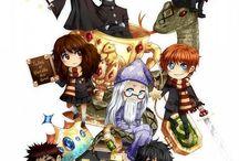Harry Potter madness!