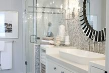 Home- bathroom / by Lucia James-Swanson