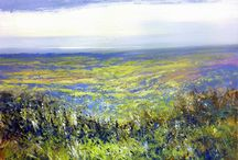 Landscape - The Autumn Show / An inspiring and atmospheric collection of work by four highly regarded landscape artists.  www.lyndhurstgallery.co.uk