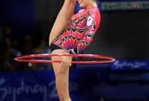 Rythmic gymnastic