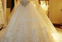 Wedding Dress Inspired