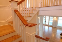 Staircase ideas and details